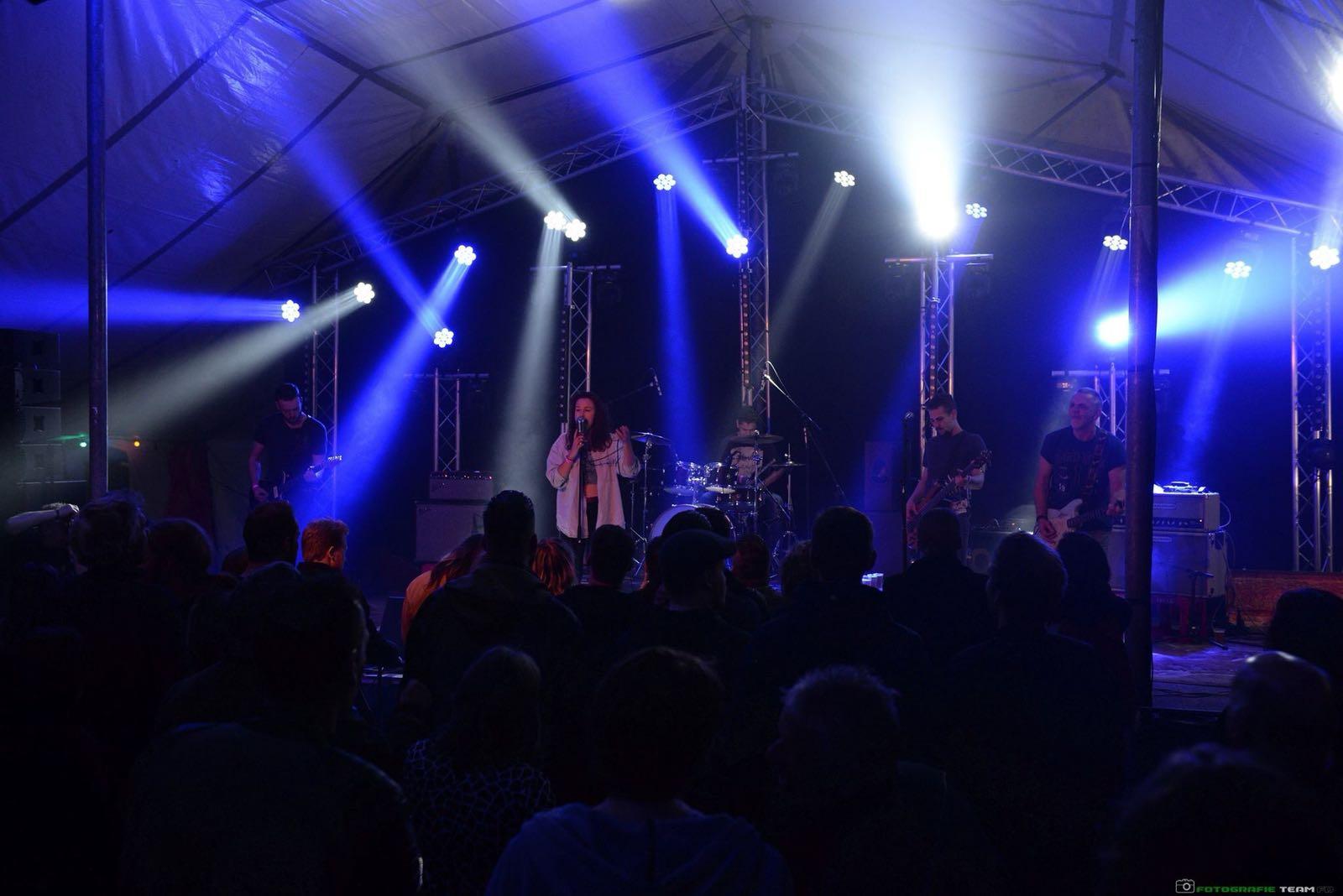 Band uit Zeeland op Flakkeese Dagen 2018