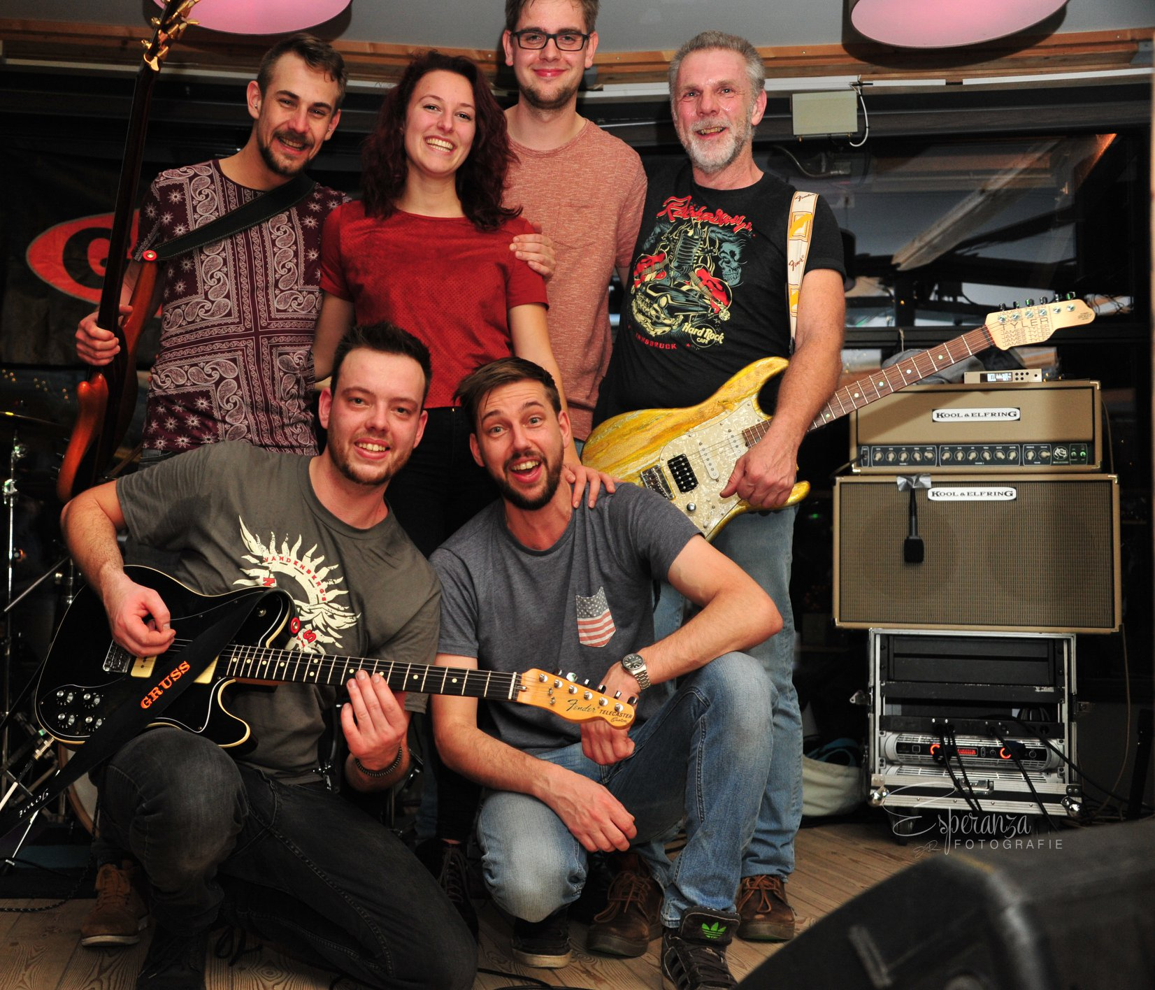 Gruss live in de Panta Rhei in Vlissingen